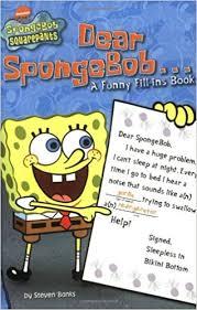 Dear SpongeBob
