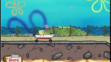 HOW_TO_BEAT_Spongebob_SquarePants_Boat-O-Cross_Game
