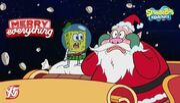 SpongeBob Holiday Remix YTV