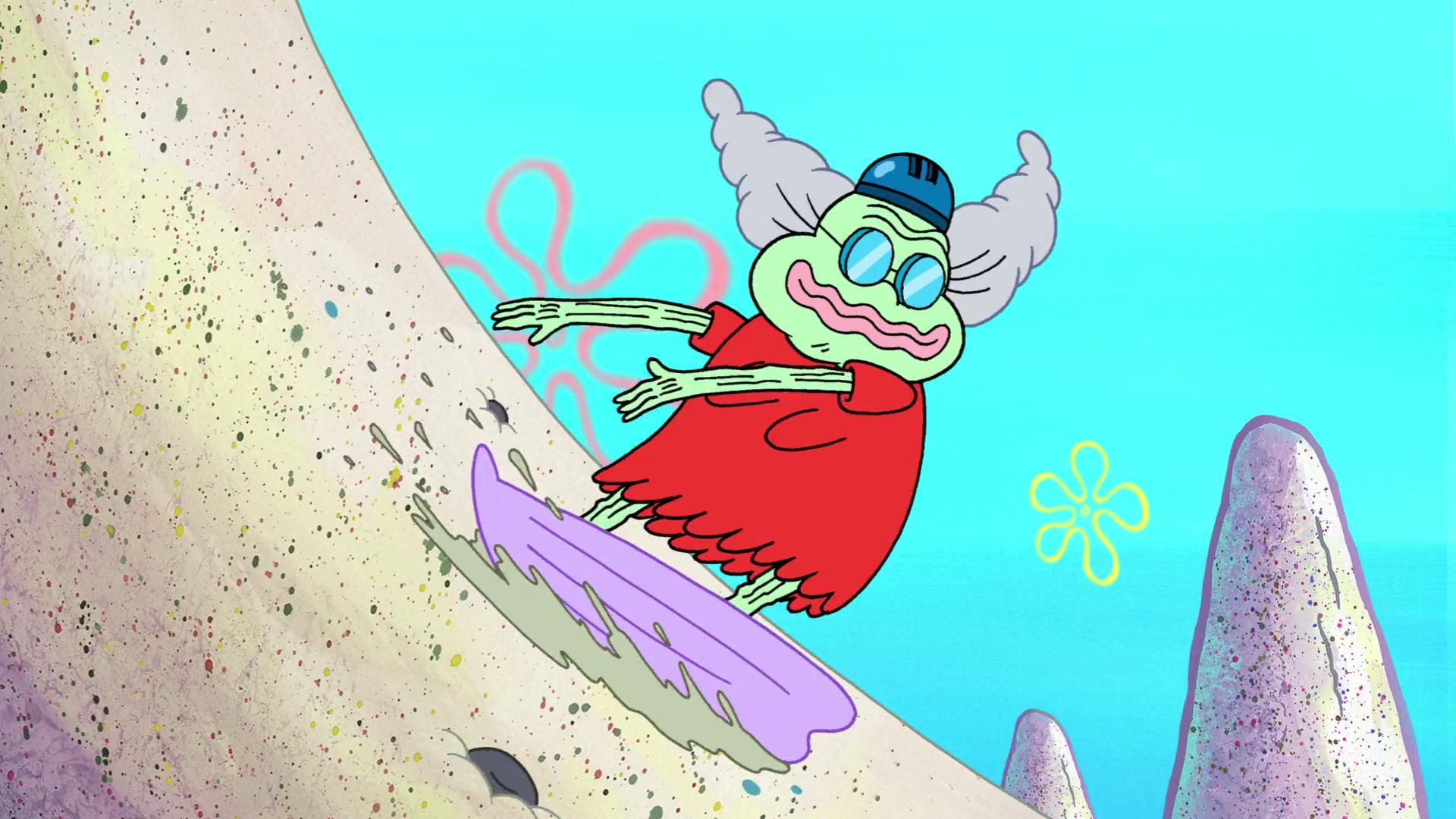 Grand Maul Granny