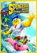 SpongeBob Movie SOOW DVD UK