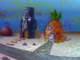 Squidward Tentacles' house/gallery