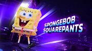SpongeBob SquarePants splash screen