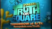 "(HQ) ""Truth or Square"" Promos"