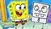 DoodleBob Comes to Life! ✏️ ThrowbackThursdays SpongeBob