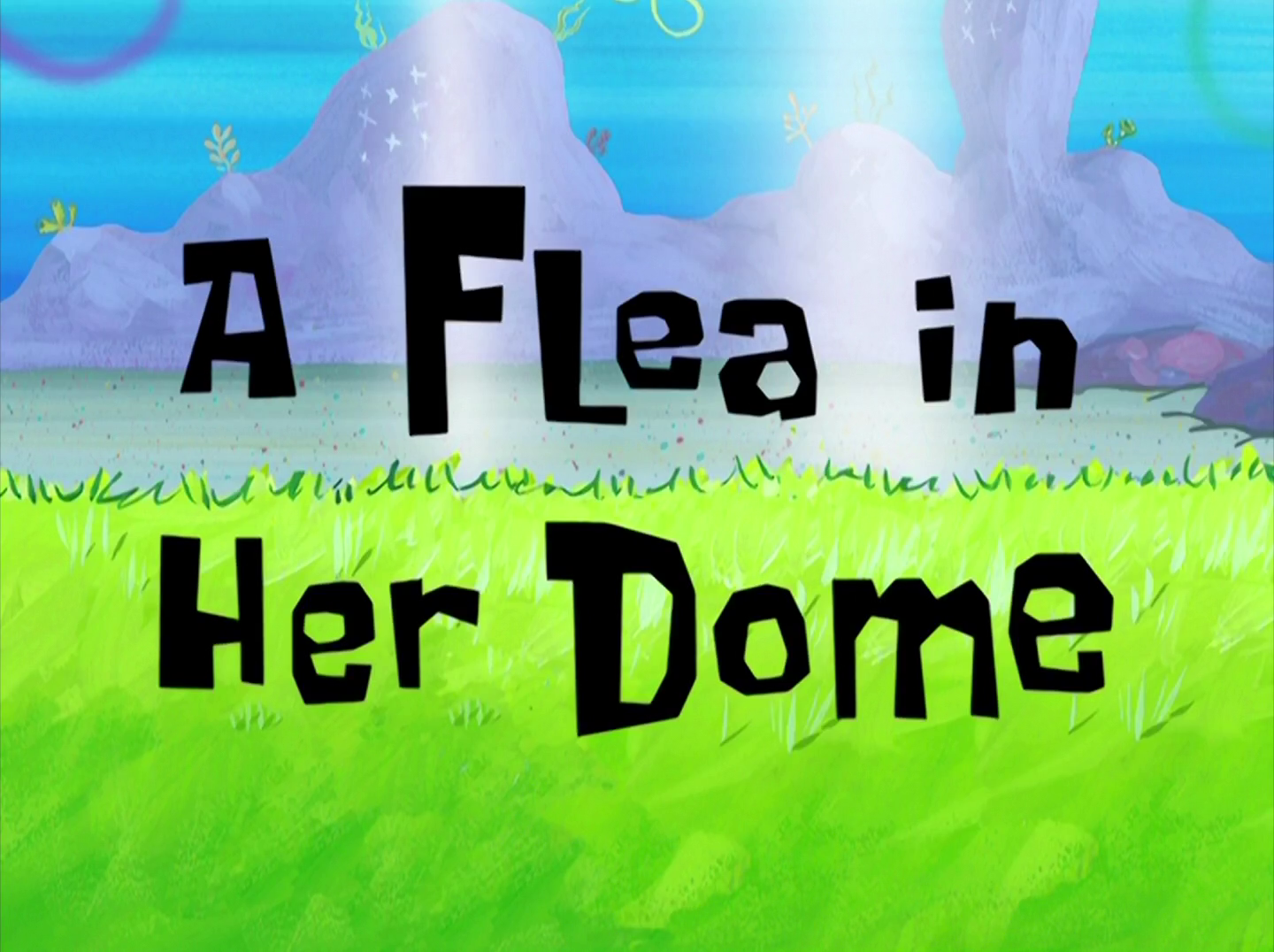 A Flea in Her Dome/transcript