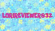 Lorireviewer832 title card by Egor
