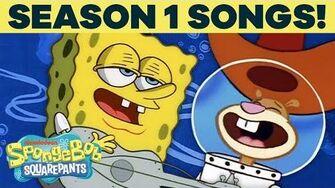 Season_1_SpongeBob_Songs!_🎶_TuesdayTunes