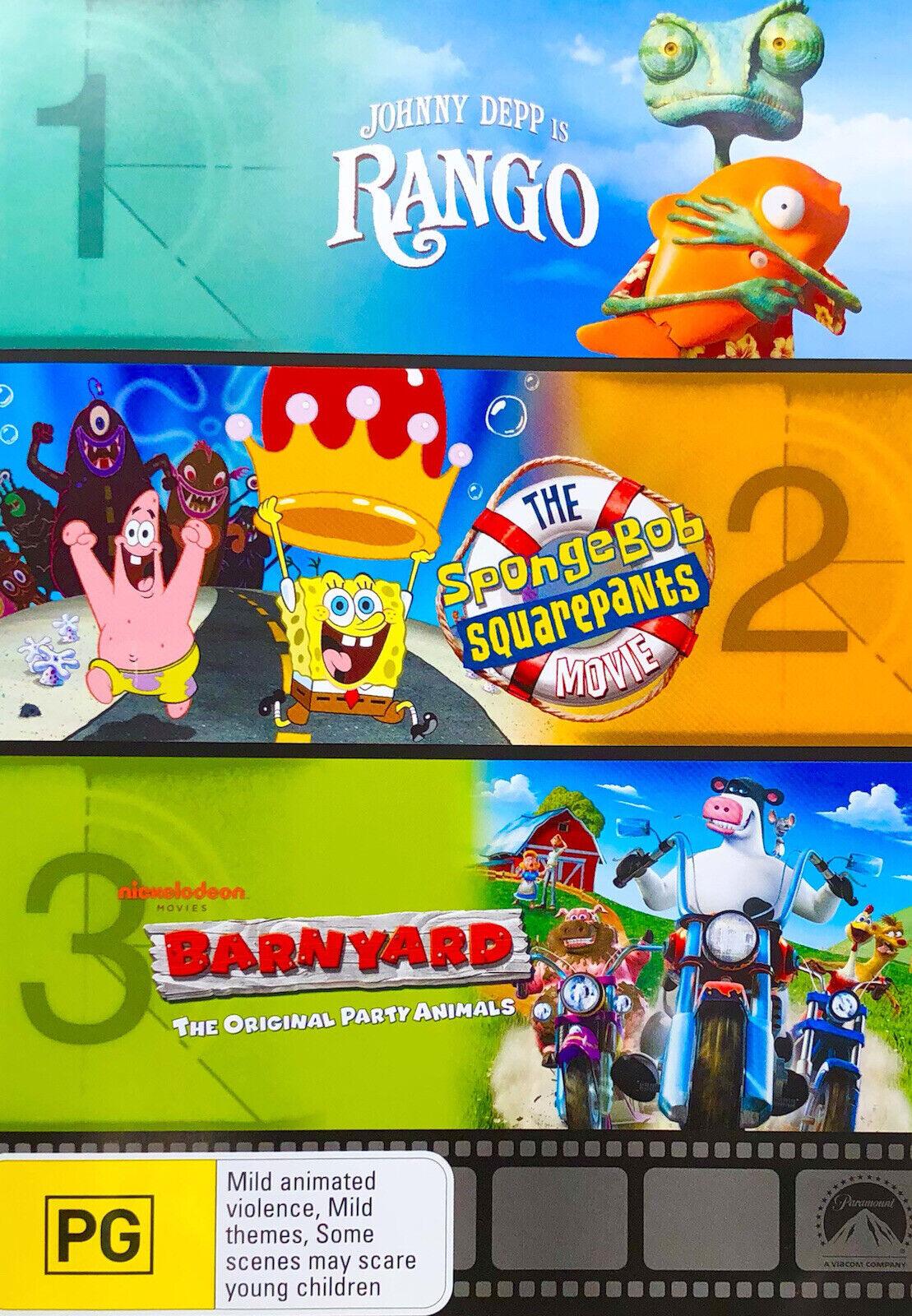 3 Movie Pack