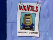 SpongeBob Meets the Strangler 196