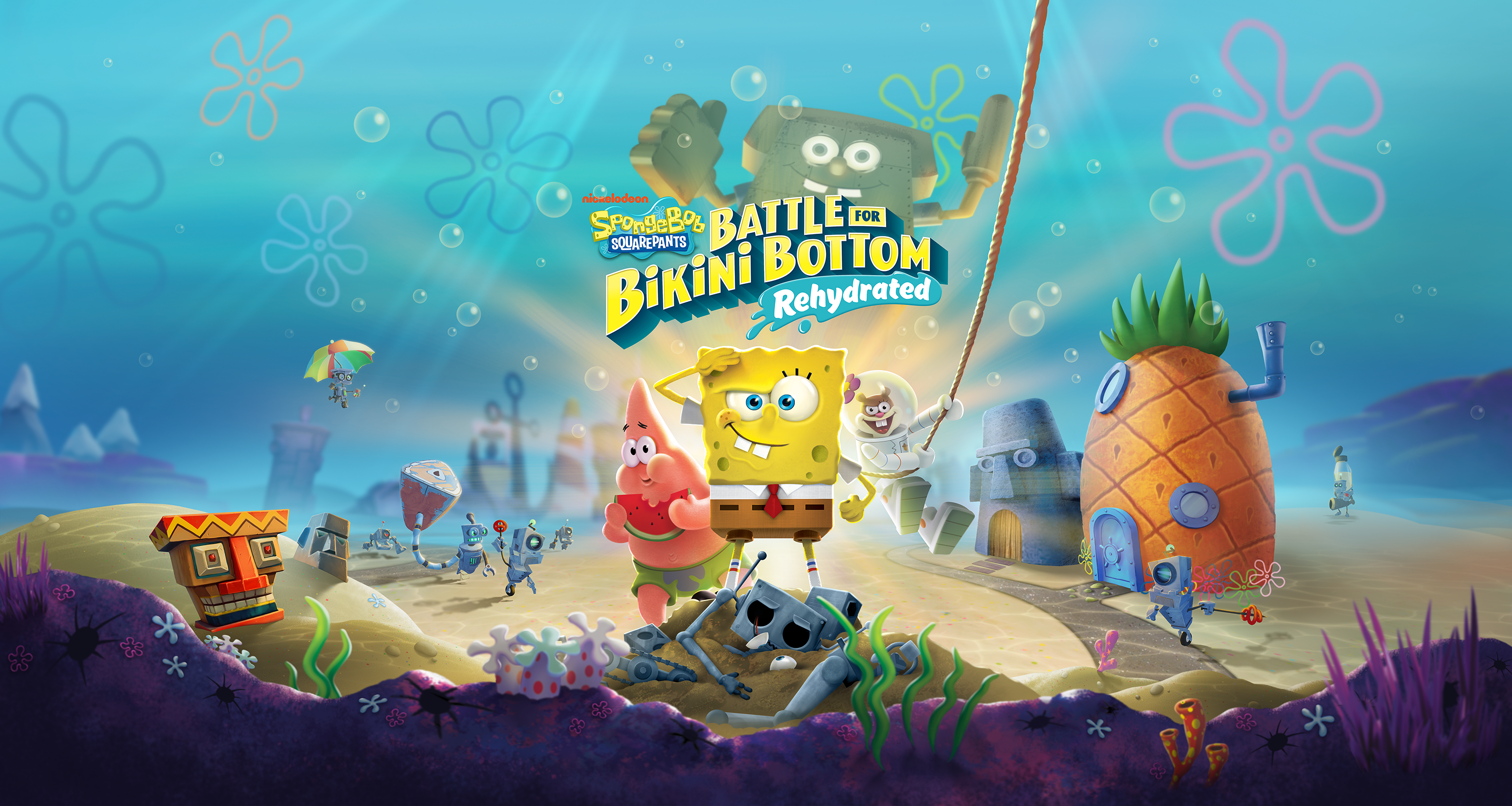 Battle for Bikini Bottom - Rehydrated/gallery