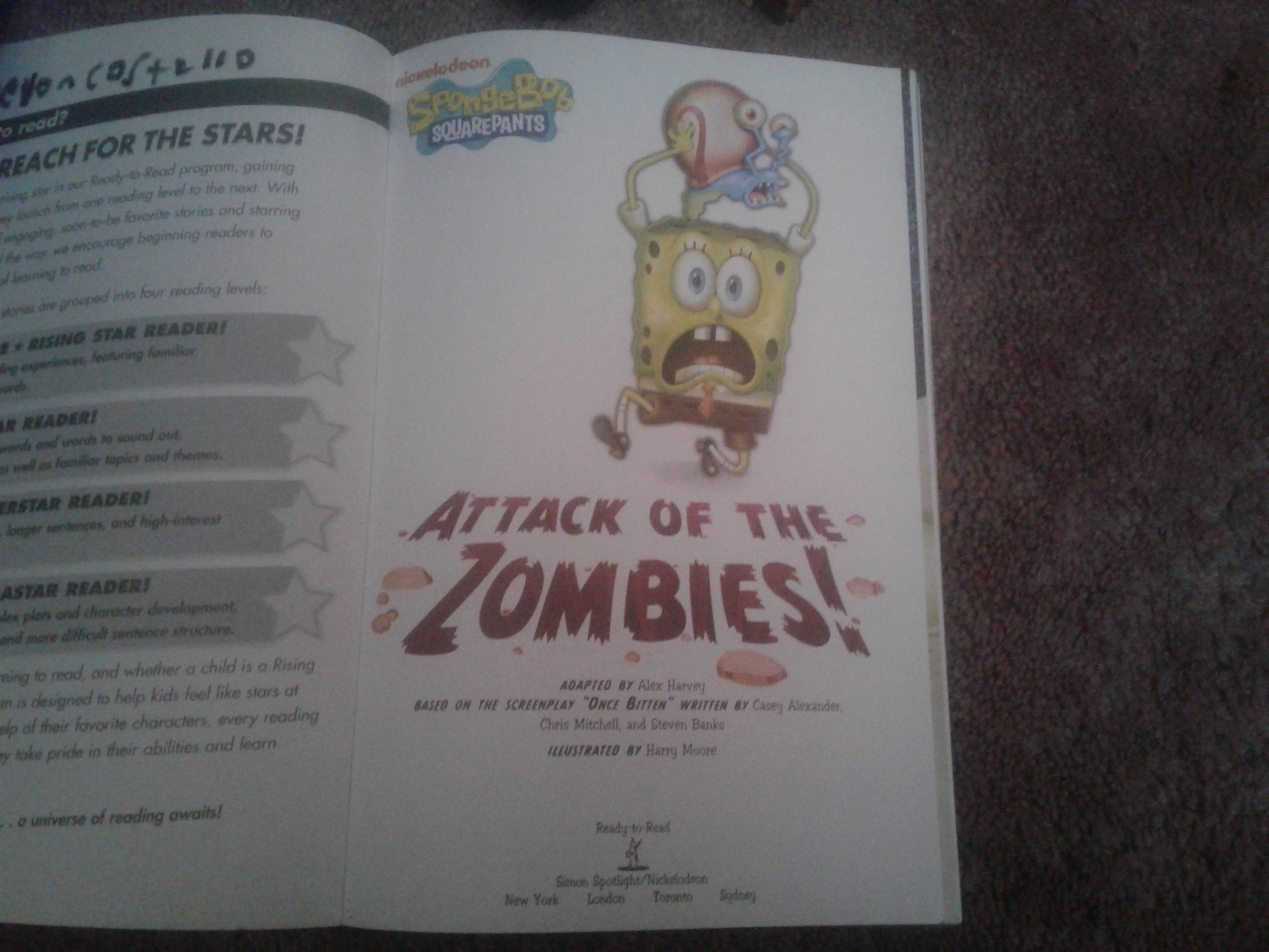 Attack of the Zombies!/gallery