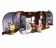 Simba Smoby Krusty Krab Playset