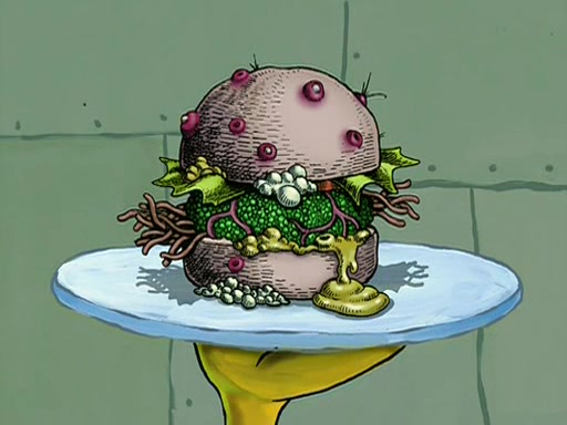 Nasty Patty (food)
