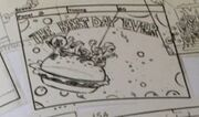 Best Day Ever Storyboard Panel