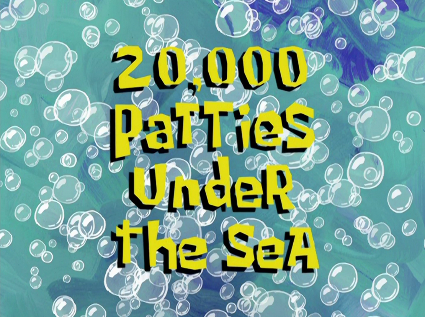 20,000 Patties Under the Sea/gallery