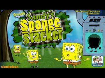 Sandy's_Sponge_Stacker_-_Build_a_Stack_of_SpongeBob_Clones_(Nickelodeon_Games)