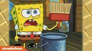 Sponge BobSchwammkopf Goldene Momente SpongeBob der Anstreicher Nickelodeon Deutschland