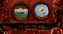 The SpongeBob SquarePants Movie 2005 DVD Menu Walkthrough 1-43 screenshot