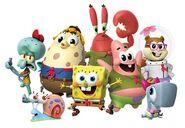 Kamp-Koral-characters