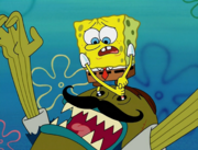 SpongeBob Meets the Strangler 125