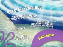 Legends of Bikini Bottom DVD special features