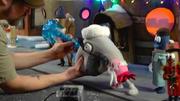 SpongeBob-Christmas-Pearl-production