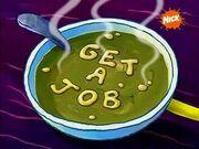SpongeBob Jobs Squidward (POLISH)
