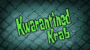 The Kwarantined Krab(2)