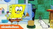 SpongeBob SquarePants - SpongeBob Adopts a Sea Bunny!