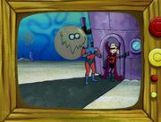 Mermaid Man and Barnacle Boy V 061