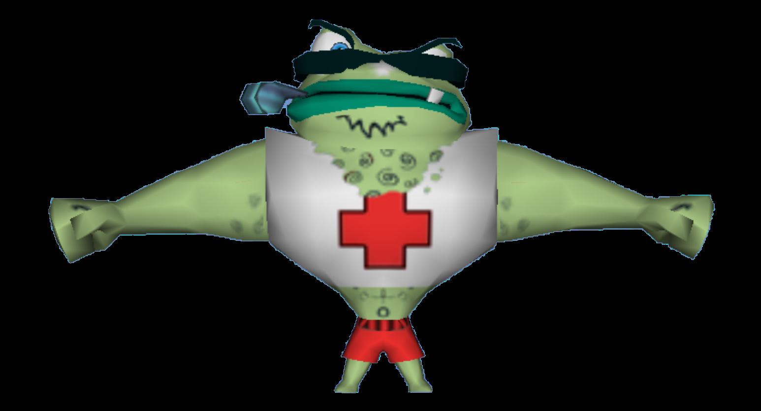 Lifeguard (Revenge of the Flying Dutchman)