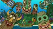Squidward's Tiki Land (Russian)