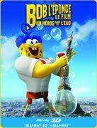Bob L'éponge Le Film - Un Héroes Sort de L'eau Blu-ray 3D