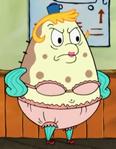 Mrs Puff's underwear