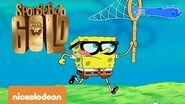 Spongebob Gold A caccia di meduse Nickelodeon