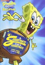 To SquarePants or Not to SquarePants Bilingual DVD