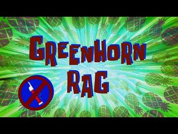 Greenhorn Rag Remix No Whistle