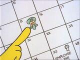 Annoy Squidward Day