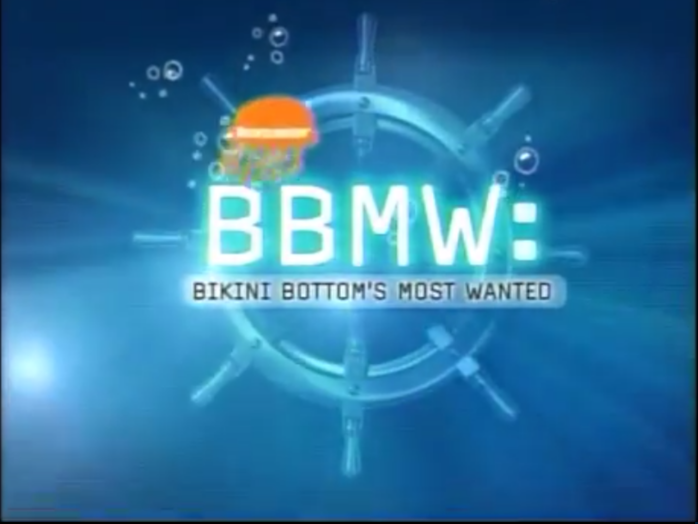 Bikini Bottom's Most Wanted (event)