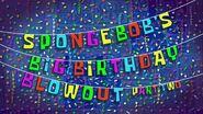 SpongeBob's Big Birthday Blowout Part 2