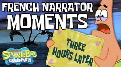 """Every_Time_the_""""French_Narrator""""_Appears_Ever_(Part_1_?)_SpongeBob"""