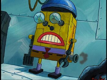 """""""Welcome to the Chum Bucket"""""""
