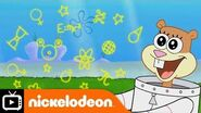 SpongeBob SquarePants Sandy's Studies Nickelodeon UK