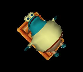 Fat Raft Guy