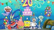 SpongeBob's Big Birthday Blowout teaser