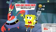SpongeBob, You're Fired! (online game) - Good job! You're fired! (Mr. Krabs)
