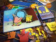 SpongeBob SquarePants - Think Happy 2009 Nickelodeon Europe promo