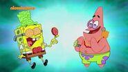 SpongeBob SquarePants ~ All the Goodbye, Krabby Patty? shorts Greek