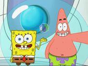 Spongebob, Patrick, & The Oldest Living Bubble